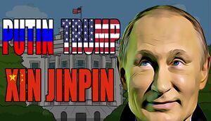 Putin, Trump and Xin Jinping cover