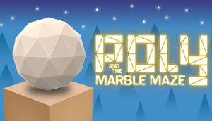 Poly and the Marble Maze cover