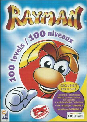 Rayman 60 Levels cover