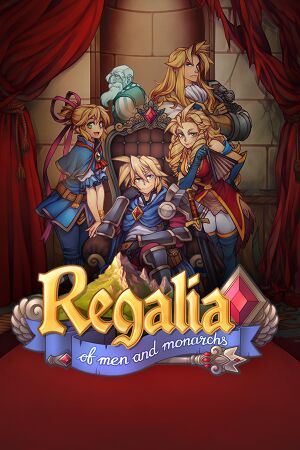 Regalia: Of Men and Monarchs cover
