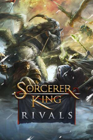 Sorcerer King: Rivals cover