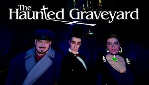 The Haunted Graveyard cover
