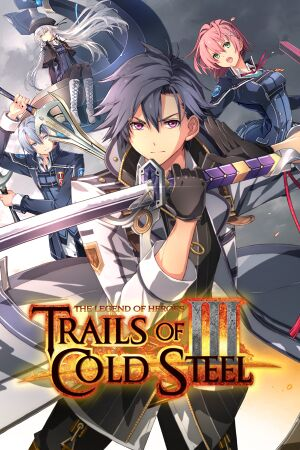 The Legend of Heroes:Trails of Cold Steel III cover