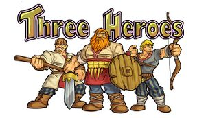 Three Heroes cover