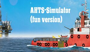 AHTS Ship Simulator cover