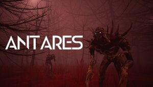 Antares cover