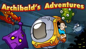 Archibald's Adventures cover