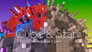 Cube & Star: An Arbitrary Love cover