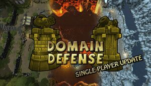 Domain Defense cover
