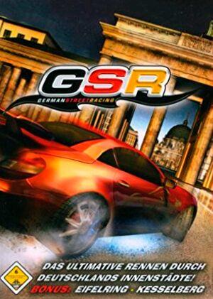 GSR: German Street Racing cover