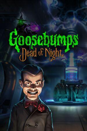 Goosebumps Dead of Night cover