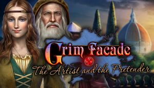 Grim Facade: The Artist and The Pretender cover