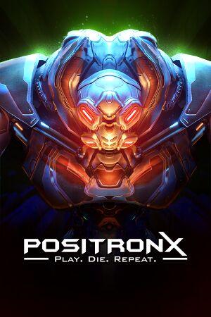 PositronX cover