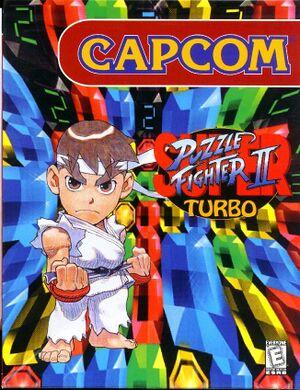 Super Puzzle Fighter II Turbo cover
