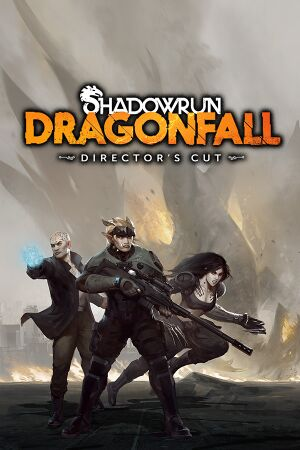 Shadowrun: Dragonfall - Director's Cut cover