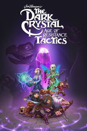 The Dark Crystal: Age of Resistance Tactics cover