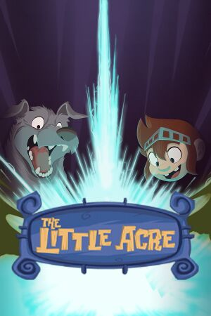 The Little Acre cover