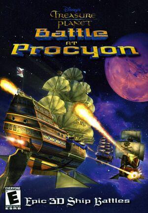 Treasure Planet: Battle at Procyon cover
