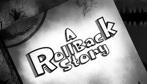 A Roll-Back Story cover