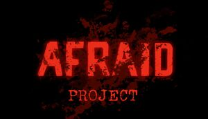Afraid Project cover