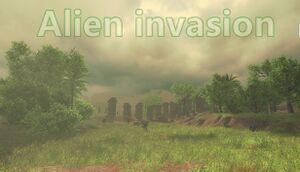 Alien invasion cover