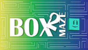 Box Maze 2: Agent Cubert cover