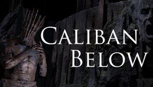 Caliban Below cover