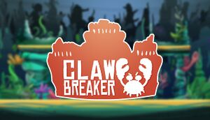Claw Breaker cover