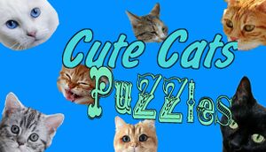 Cute Cats PuZZles cover