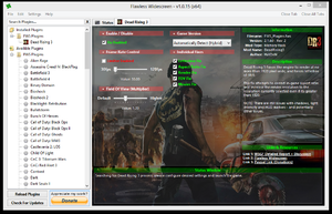 Flawless Widescreen's Dead Rising 3 plug-in can be used to increase the game's FOV.