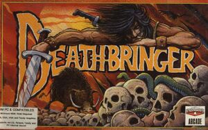 Deathbringer cover