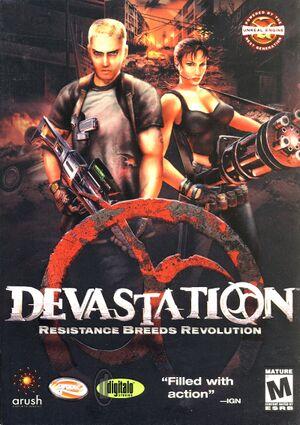 Devastation cover