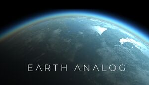 Earth Analog cover