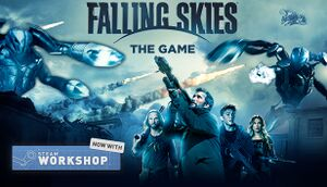 Falling Skies: The Game cover