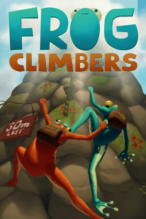 Frog Climbers cover