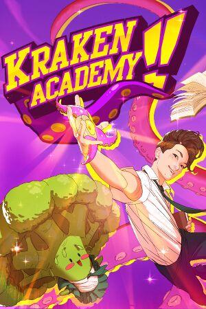 Kraken Academy!! cover