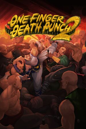One Finger Death Punch 2 cover