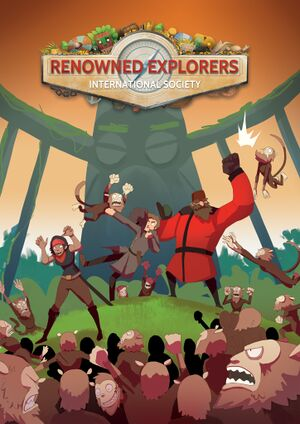 Renowned Explorers: International Society cover