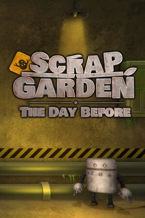 Scrap Garden - The Day Before cover