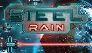 Steel Rain cover