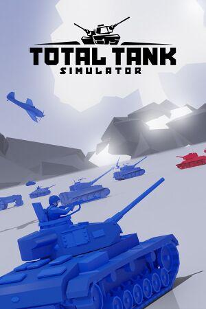 Total Tank Simulator cover