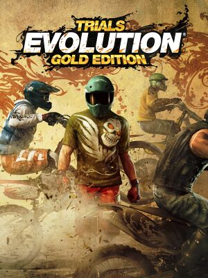 Trials Evolution: Gold Edition cover