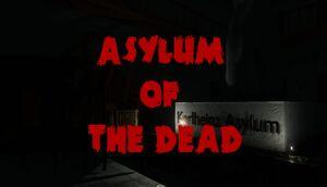 Asylum of the Dead cover