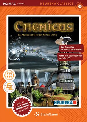 Chemicus cover