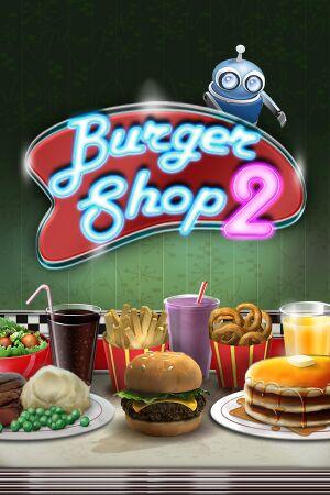 Burger Shop 2 cover