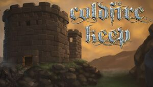 Coldfire Keep cover