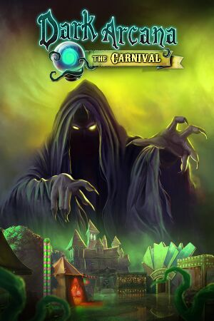 Dark Arcana: The Carnival cover