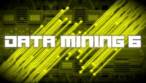 Data Mining 6 cover