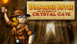Diamond Joyce and the Secrets of Crystal Cave cover