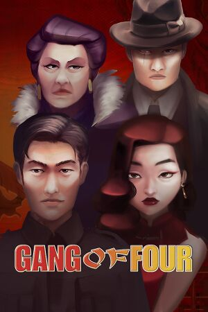 Gang of Four cover